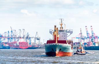 transportation of cargo based on CRM data
