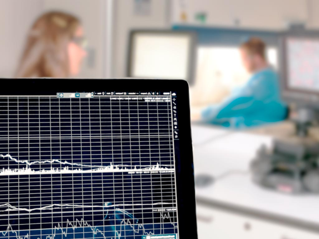 Healthcare and data mining on screen