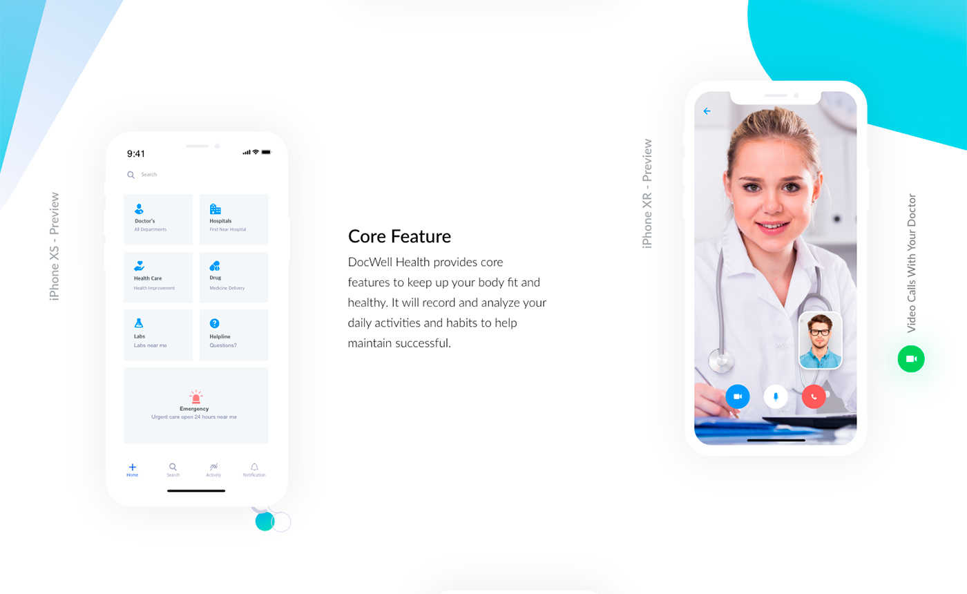 How to make a doctor search app