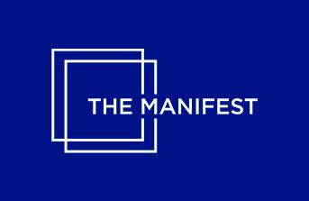 The Manifest logotype