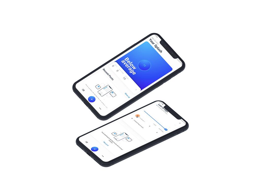 Flutter-based Hookle app