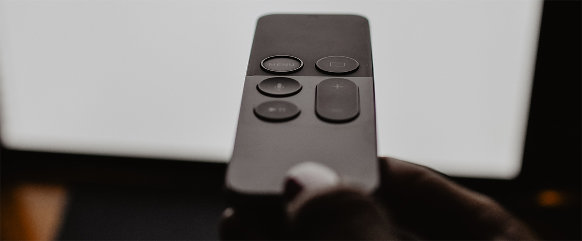 Remote control for a streaming device