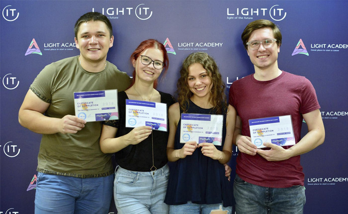 Our Python course graduates