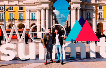Web Summit in Lisbon 2019