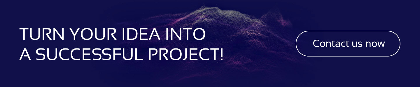 Banner for contact