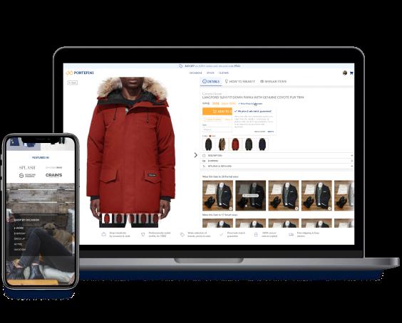 Marketplace design picture
