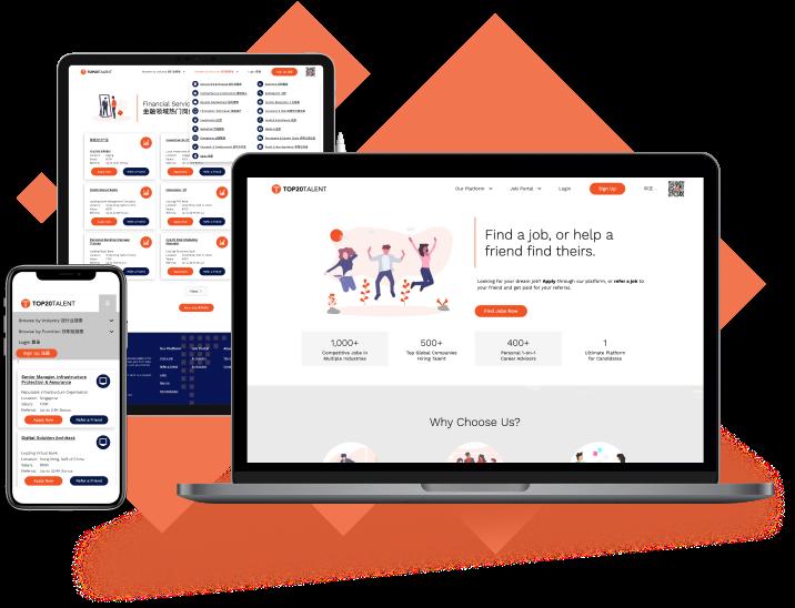 Recruiting platform design