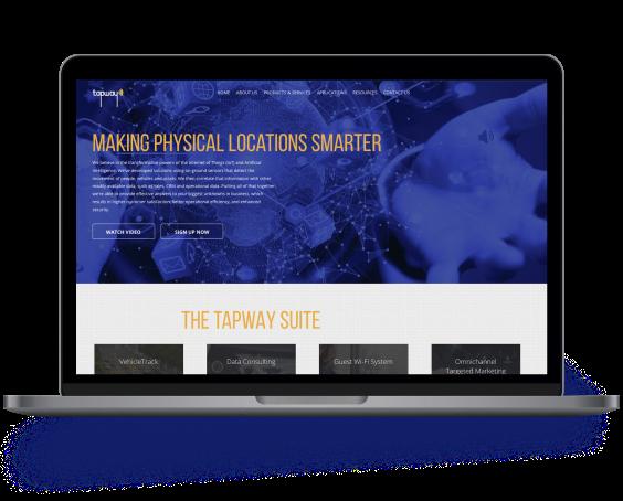 Tapway platform design