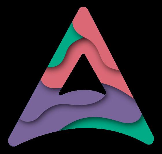 Light Academy triangle logo
