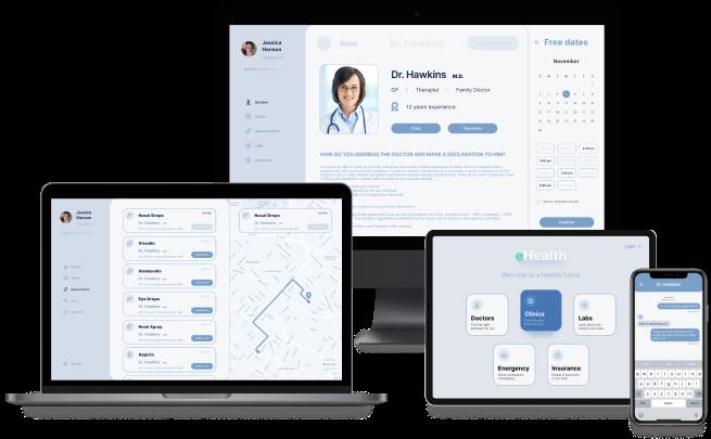 design of telemedicine platform 1
